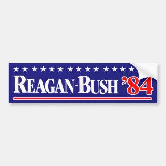 Reagan Bush 84 Bildekal