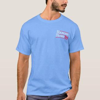 Reagan Bush '84 Fratty beklär den fick- T-shirt