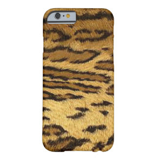 Realistiskt FODRAL för Leopardtryck IPHONE 6 Barely There iPhone 6 Skal