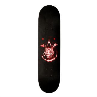 Reaper för Skully skalledemon Mini Skateboard Bräda 18,7 Cm