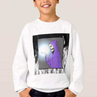 Reaperen och flammar t-shirt