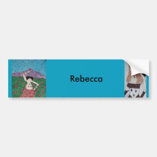 Rebecca bildekal