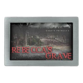 Rebeccas grav: Bältet spänner fast
