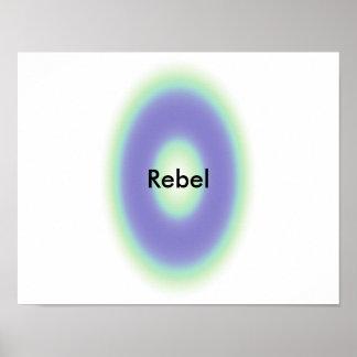 """Rebelais 14"""" x 11"""", värderar (Matte) Poster"""