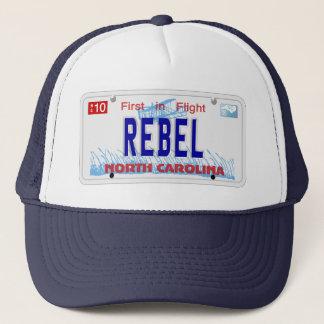 Rebellisk hatt för NC Truckerkeps