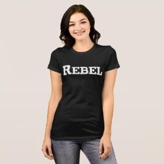 Rebellisk utslagsplats tee shirt