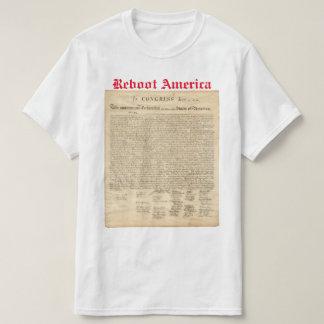 Reboot Amerika T-shirts