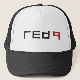 RED9 truckerkeps 1