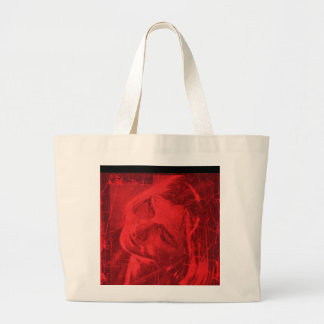 Red Reflections Bag - Customizable Canvas Bag