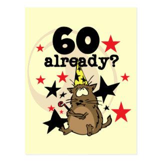 Redan födelsedag 60 vykort