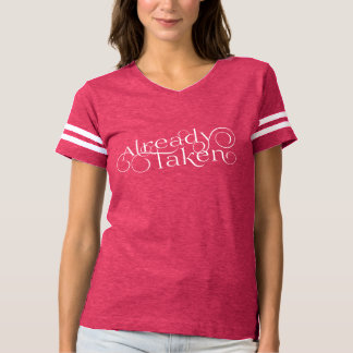 """Redan tagen"" romantiker T-shirt"
