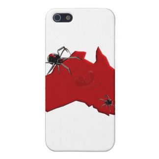 Redbackspindel Australien iPhone 5 Hud