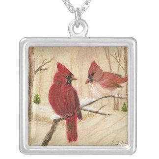 Redbird halsband