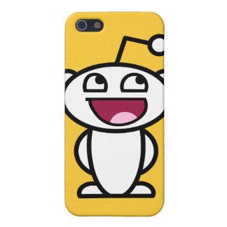 Reddit enormt ansikte iPhone 5 skydd