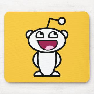 Reddit enormt ansikte musmatta