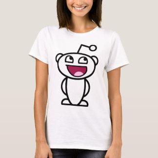 Reddit enormt ansikte t shirt