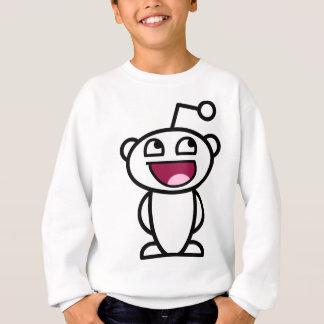 Reddit enormt ansikte t-shirt