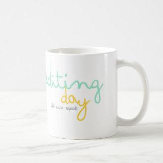 Redigera dagkaffemuggen kaffemugg