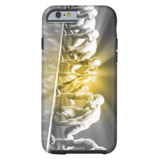 Redo för affärsstart till tävlingen tough iPhone 6 fodral