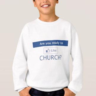 """REDO """"som GILLAR"""" KYRKAN - dräkt T-shirts"""