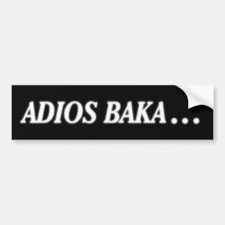 redux adiosbaka bildekal