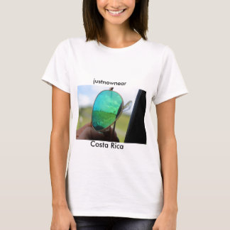 Reflexion i Costa Rica Tee Shirts