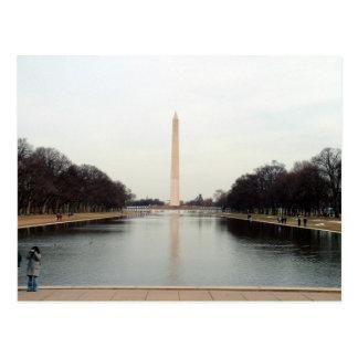 reflexion vykort