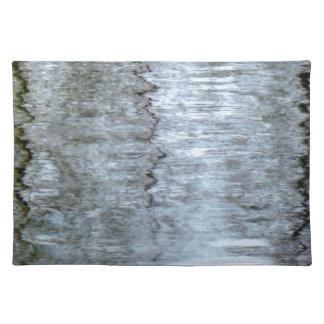 Reflexioner på isen bordstablett