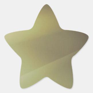 Reflexioner Stjärnformat Klistermärke