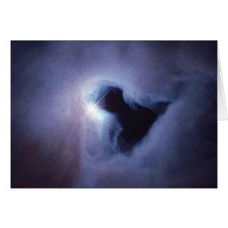 ReflexionsNebula i Orion Hälsningskort