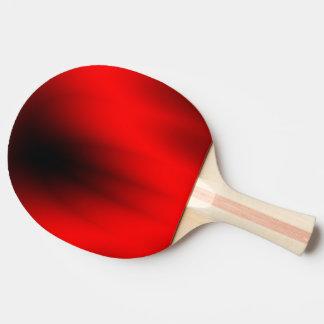 Regal rött stänk pingisracket
