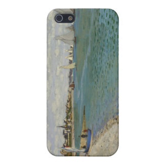 Regatta på Sainte-Adresse - Claude Monet iPhone 5 Fodral