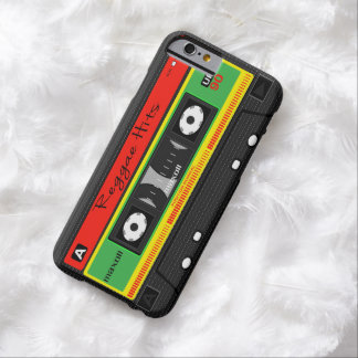 ReggaeHits tejpar iphone case Barely There iPhone 6 Fodral