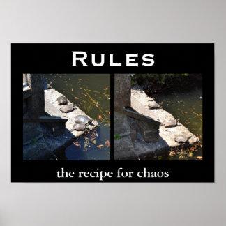 Regler - Motivational Demotivational Poster