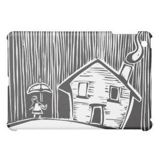 Regna huset iPad mini mobil skydd