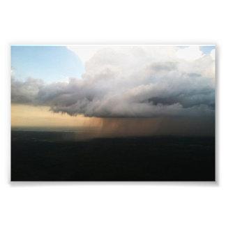 Regna molnet fotografier