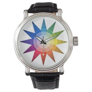 Regnbåge Armbandsur