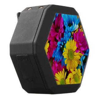 Regnbåge av daisy svart bluetooth högtalare