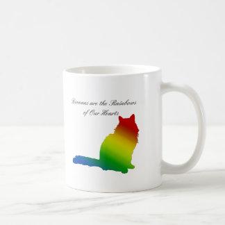 Regnbåge Birman 2 Kaffemugg