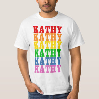Regnbåge Kathy Tee Shirt