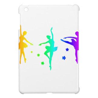 Regnbågebalett iPad Mini Mobil Fodral