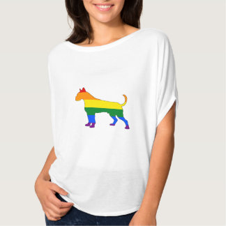 Regnbågeboxare T Shirt