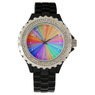 RegnbågeChakra gnistra Armbandsur