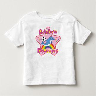 RegnbågedelfinT-tröja (2T-4T) T-shirts