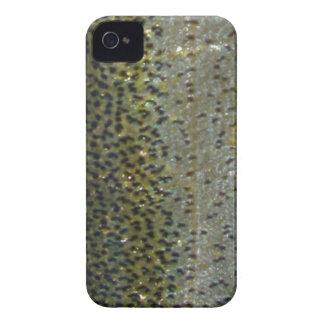 Regnbågeforellblackberry fodral iPhone 4 Case-Mate skal
