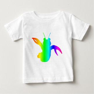Regnbågehummer #2 tee shirts