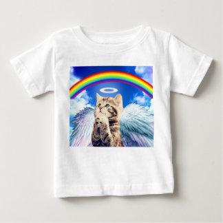 regnbågekatt tshirts