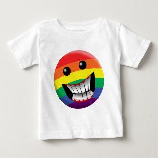Regnbågeleende Tee Shirt