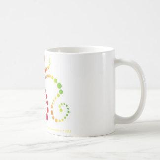 REGNBÅGEN OM rånar Kaffemugg