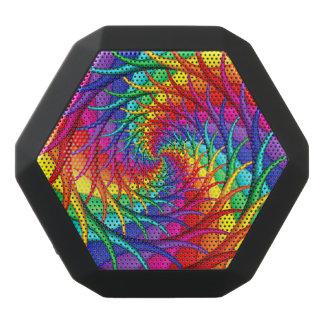 Regnbågen rotar den spiral Boombot Rex Bluetooth Svart Bluetooth Högtalare